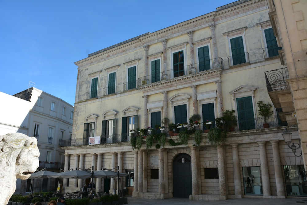 The historical palazzi of altamura murgia pride for Case neoclassiche